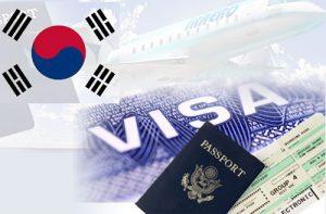 Thủ tục xin visa du học Hàn Quốc