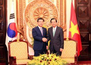 Quan hệ hợp tác kinh tế Việt Nam – Hàn Quốc và những cơ hội mở ra