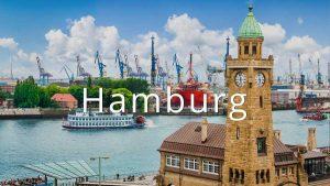 Thư giãn cuối tuần tại thành phố cảng Hamburg